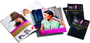 Booklets and Catalog