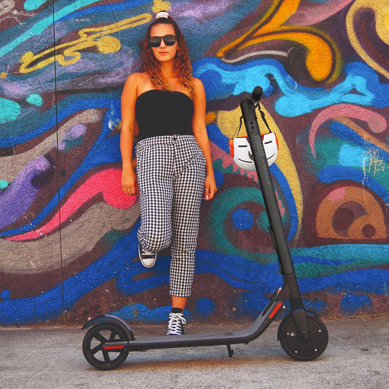 Segway Ninebot Electric Kick Scooter (SE-ES1)