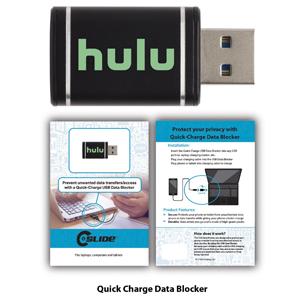 Quick Charging USB Data Blocker (TUSBDBQC)