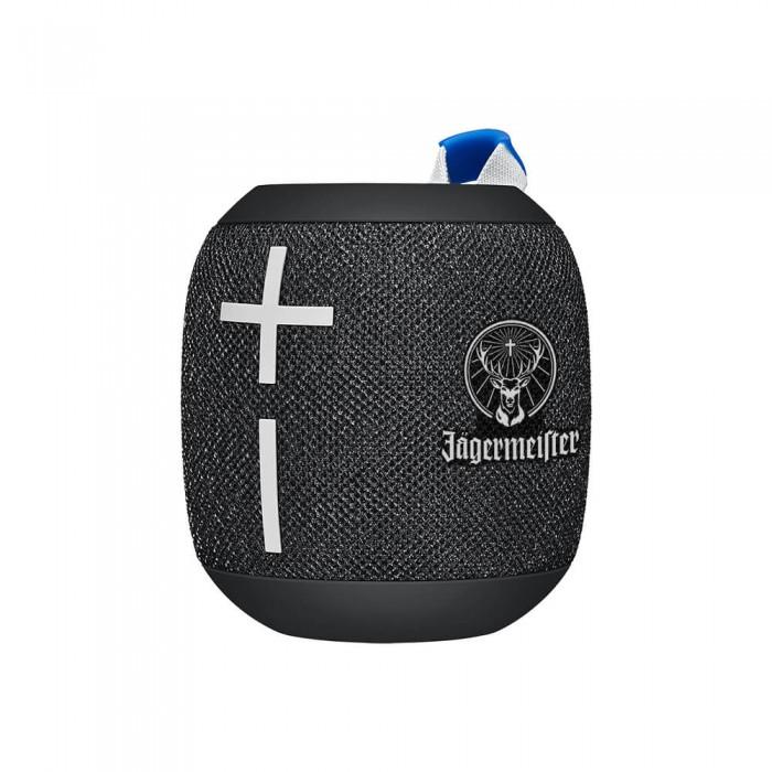 Ultimate Ears Wonderboom Bluetooth Speaker (UE=WBOOM2-BK)