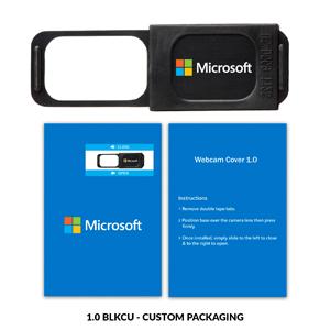 Webcam Cover 1.0 (W1.0)