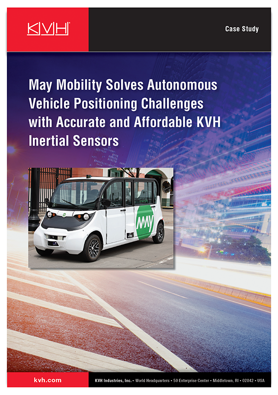 May Mobility Case Study