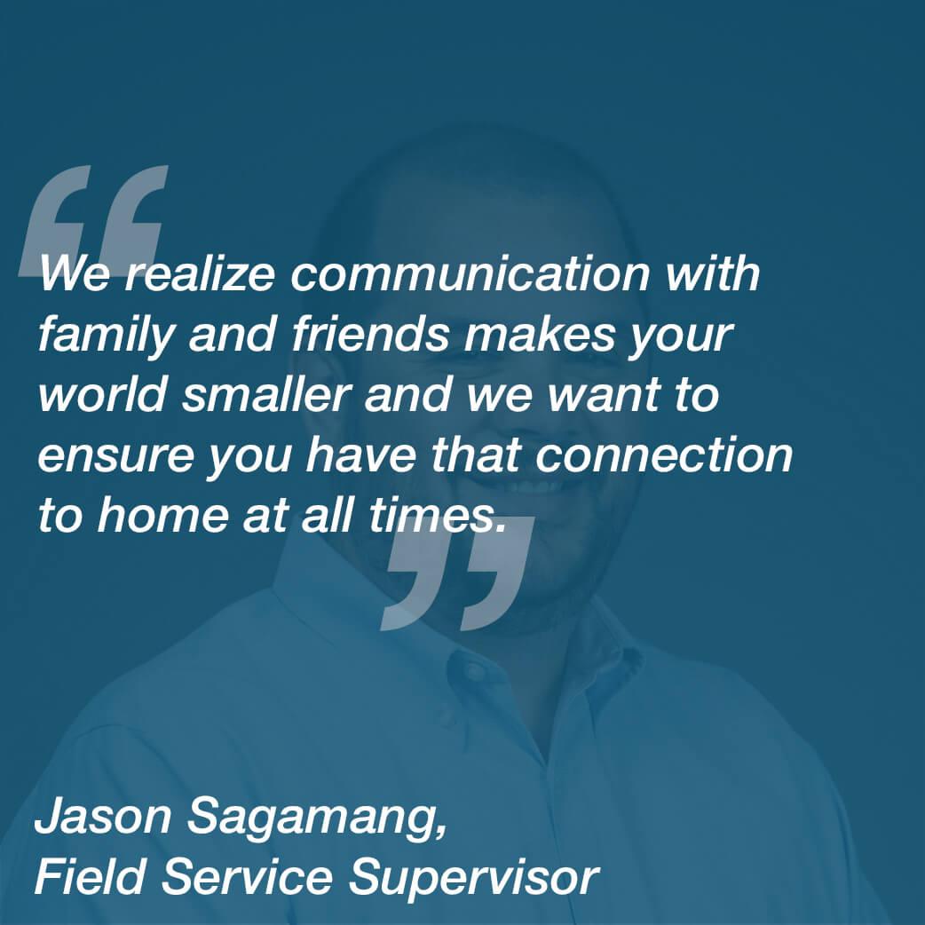 Jason Sagamang