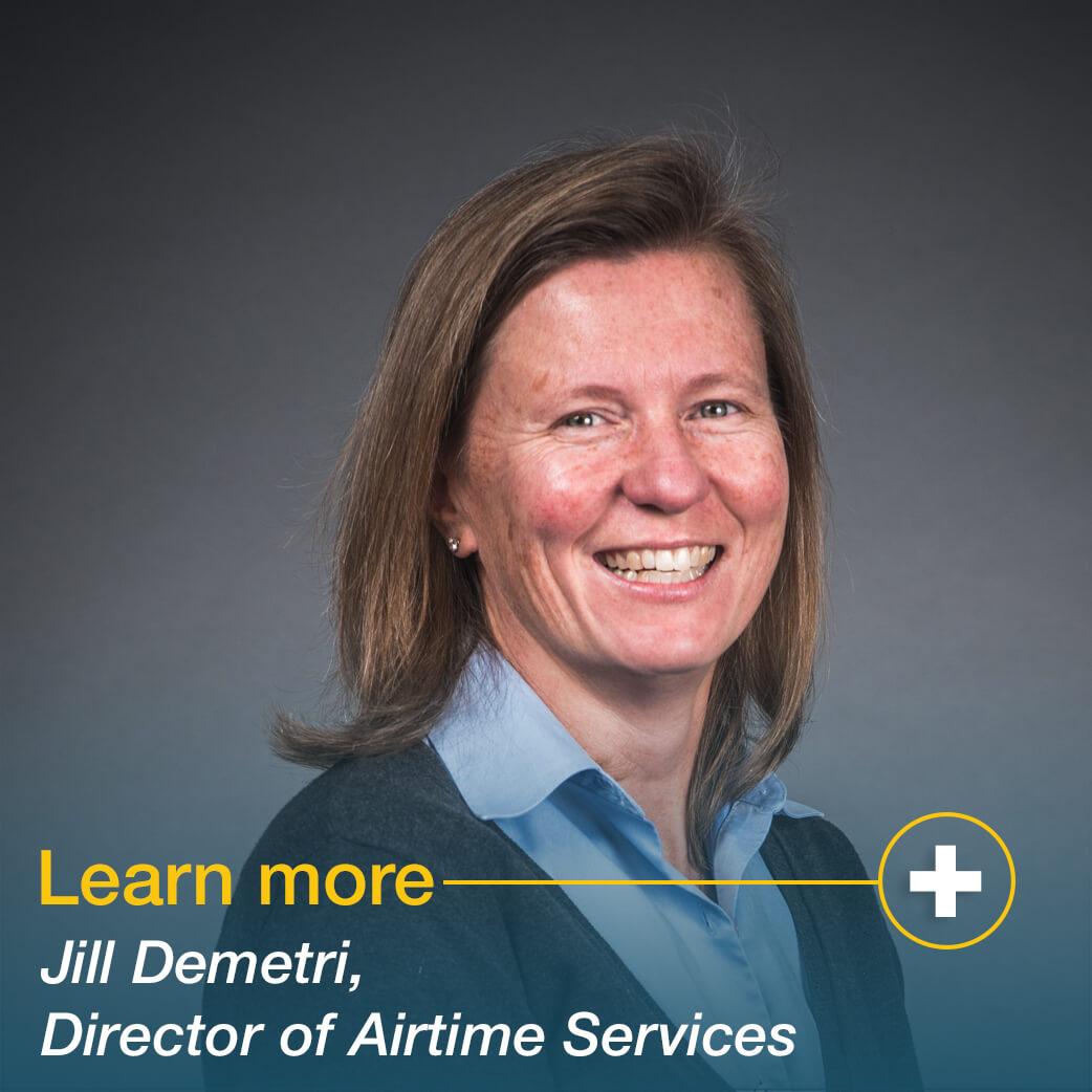 Jill Demetri