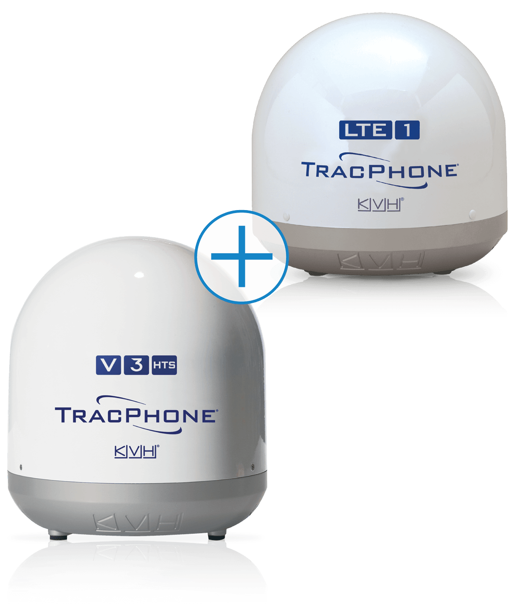 TracPhone and TracVision Domes
