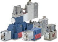 Servo and Proportional Valves by Moog in the UK