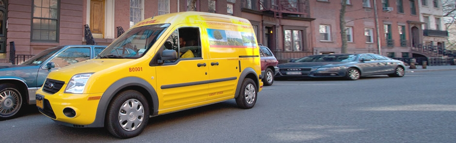 Shipping Solutions from DHL Express
