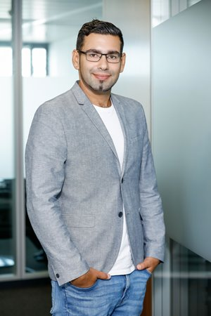 Amin Souayeh DHL Express