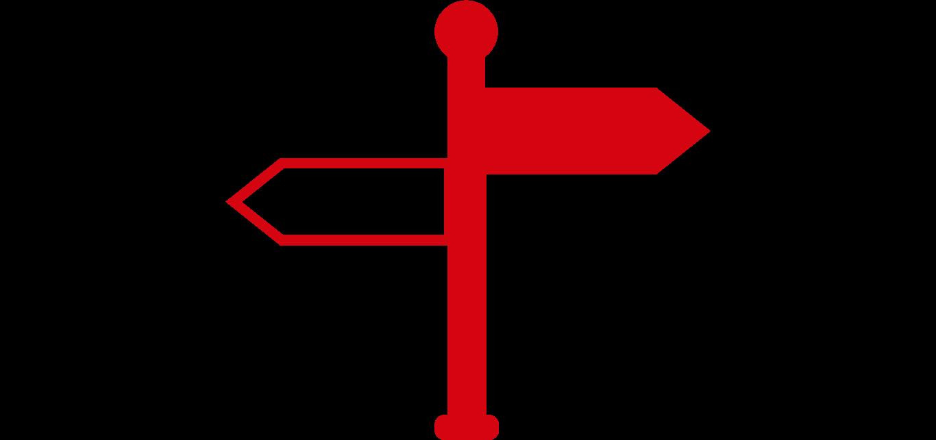 Icon Zustellung an eine alternative Adresse