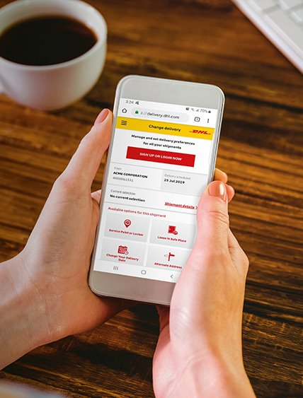 On Demand Delivery Mobile APP