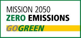 DHL GoGreen Mission 2050 Zero Emissions