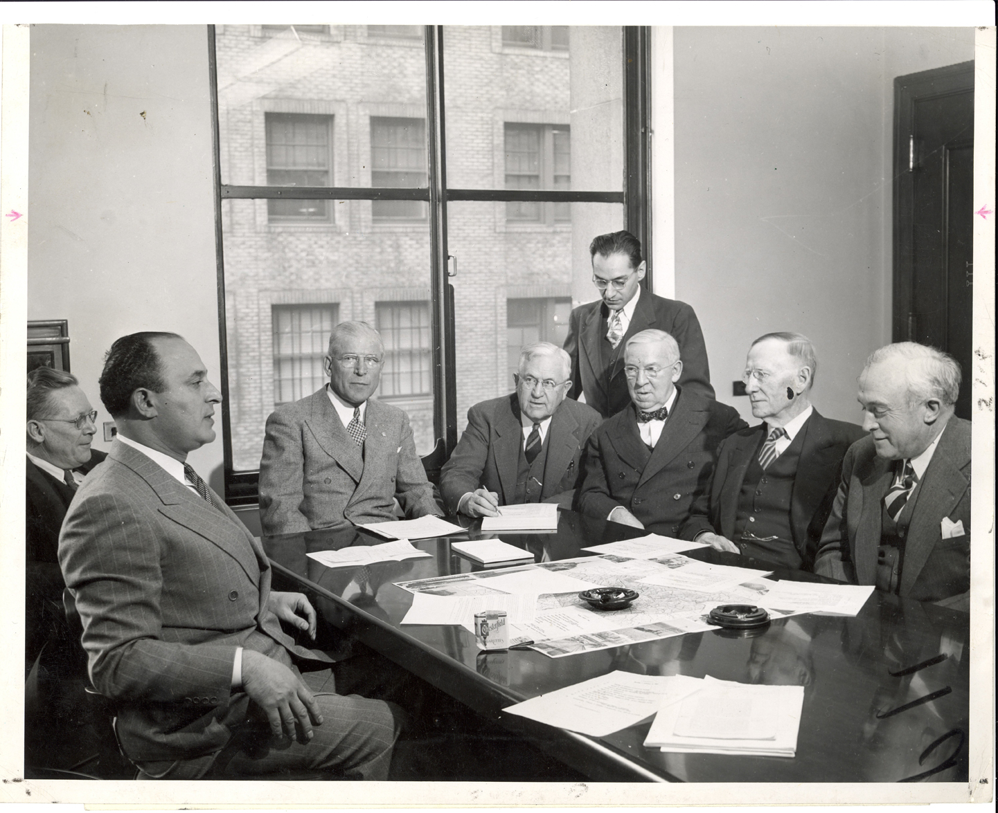 Allegheny County Commissioners, Alcosan founders