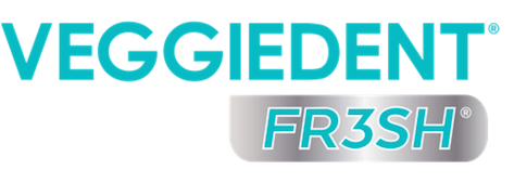 Logo veggiedent fr3sh