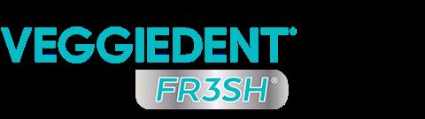 Veggiedent fr3sh logo