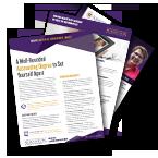 The free program brochure image