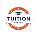 Utica University Online Tuition Freeze Badge