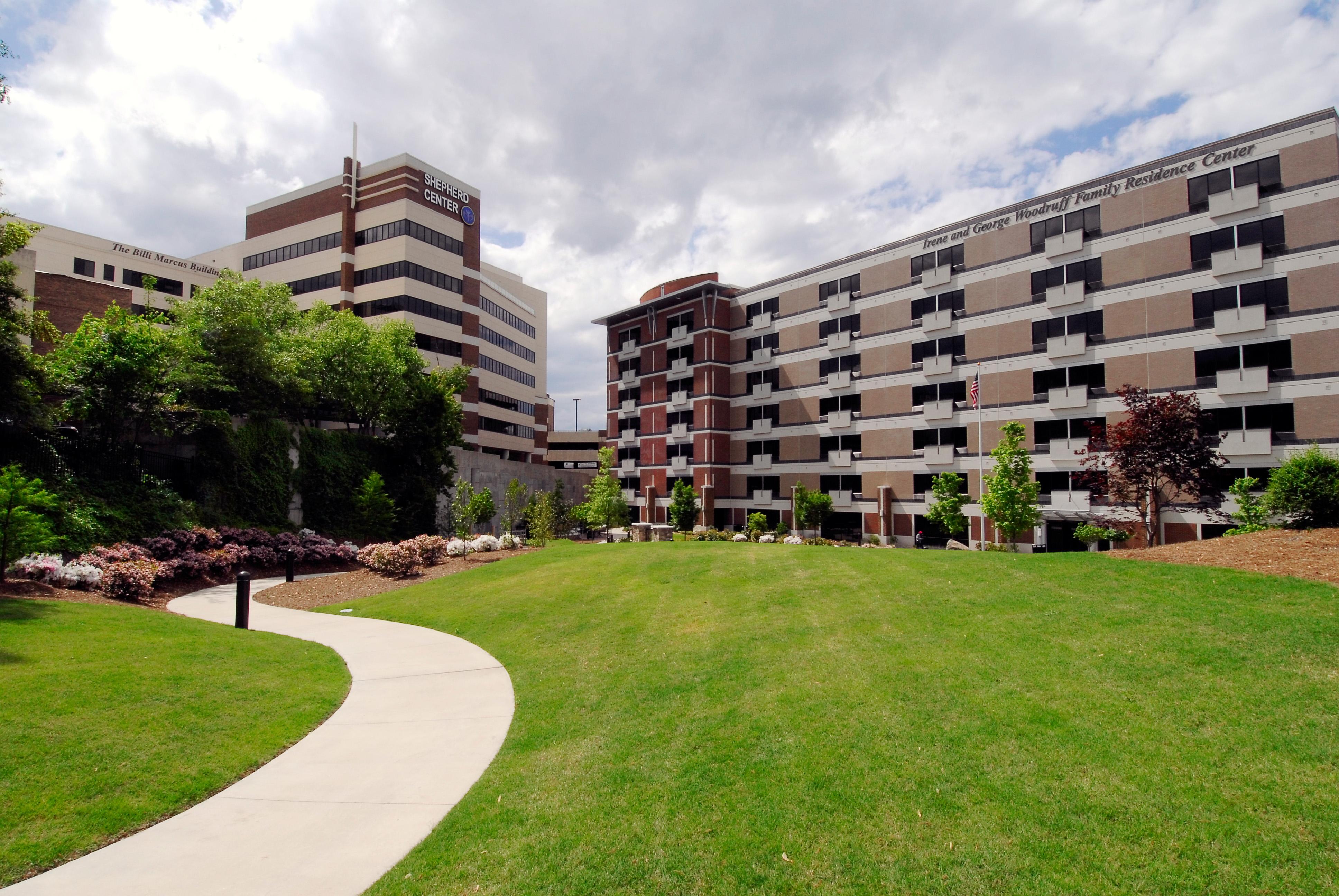 photo of hospital exterior