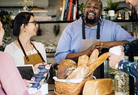 Small Business - Bakery