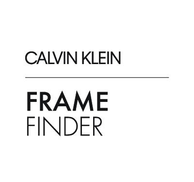 Calvin Klein Frame Finder