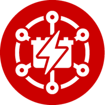 Distributed Generation battery icon