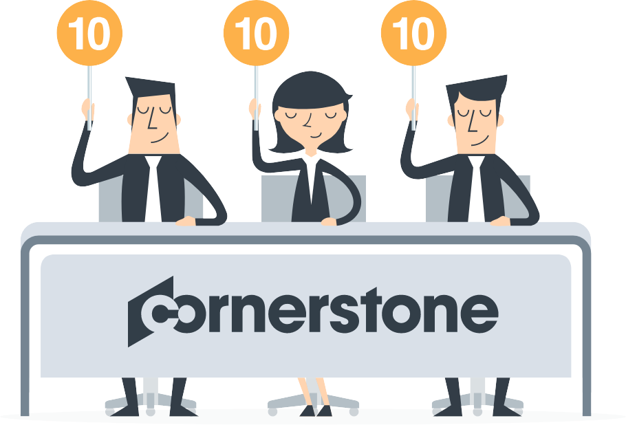 Cornerstone 10 out of 10