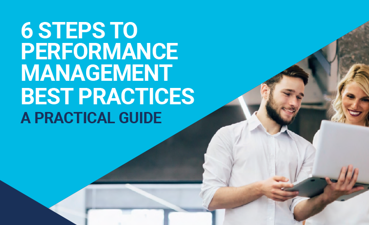 6 Steps to Performance Management