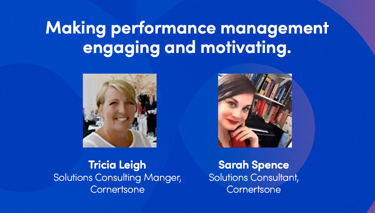 Making Performance Management Engaging