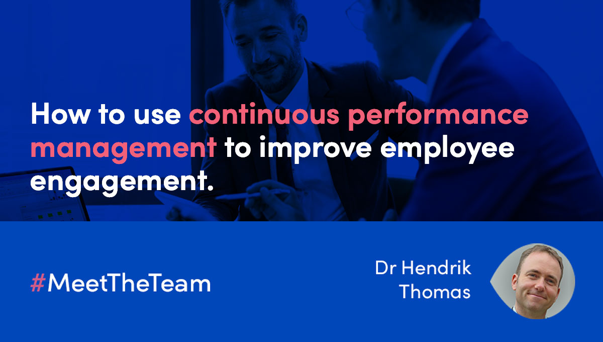 Performance Management Summit