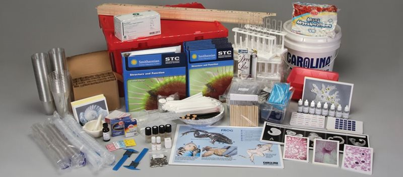 View the STC Components Catalog