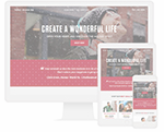 Robbins Research Interactive Landing Page