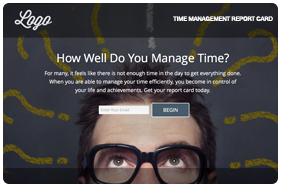 Time Management Report Card