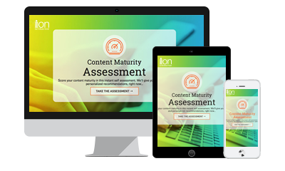 Content Maturity Assessment