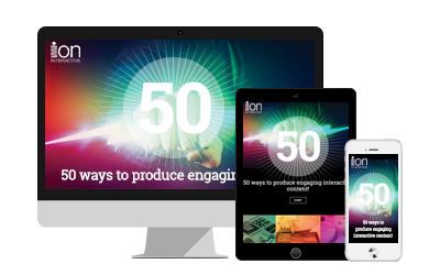50 Ways to Engage Your Audience - Interactive Lookbook