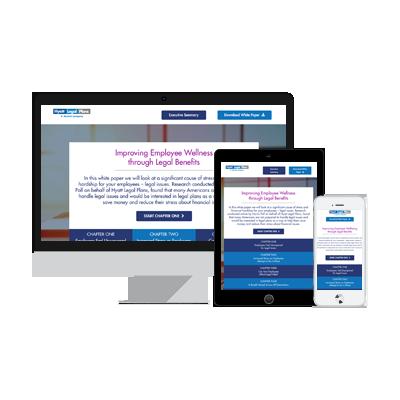 ion interactive Hyatt Legal Plans - White Paper