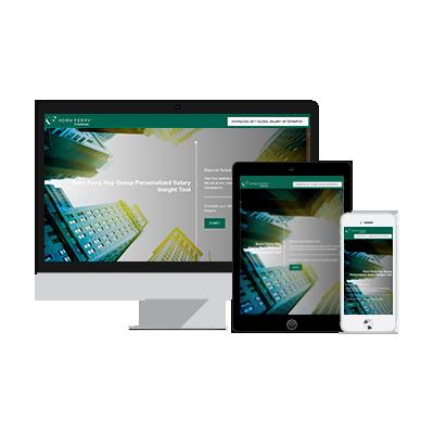 Korn Ferry interactive content assessment