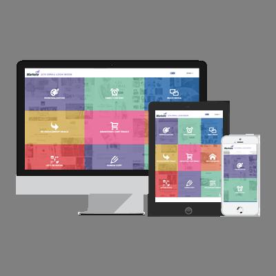ion interactive content example Marketo Lookbook
