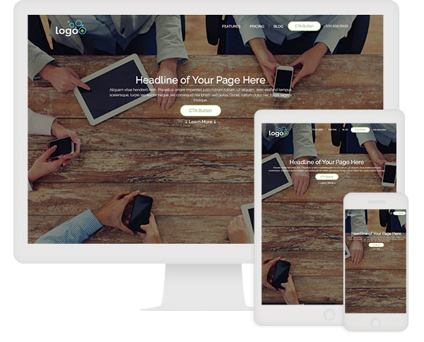ion interactive Quick Start Long Page Layout with Sticky Navigation