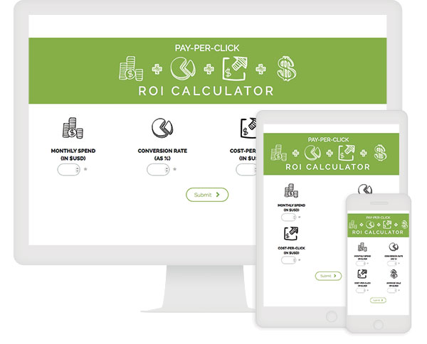 ion interactive Quick Start Embedded ROI Calculator