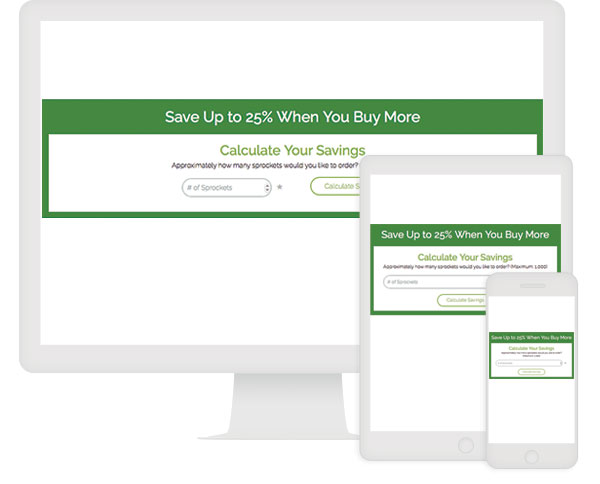 ion interactive Quick Start Quick Start - Embedded Savings Calculator