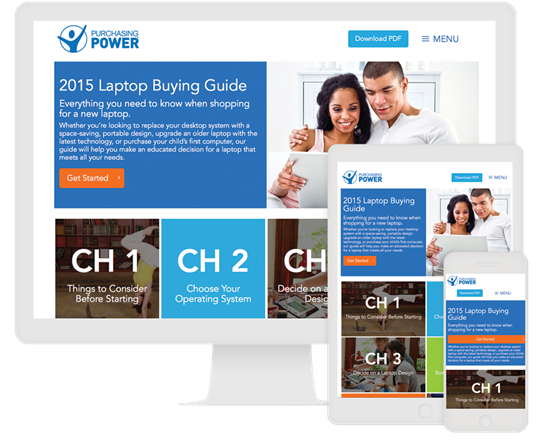 Purchasing Power Laptop Buying Guide