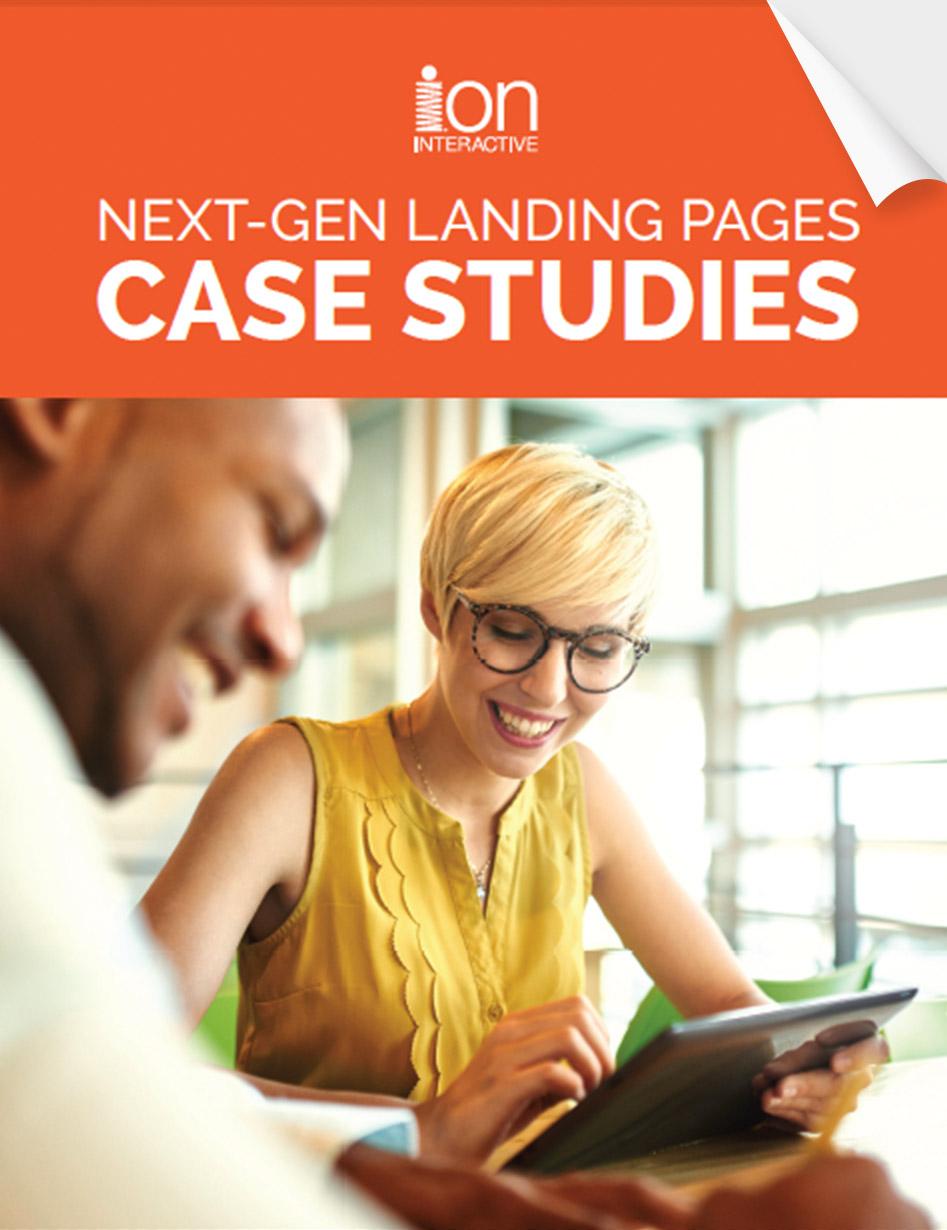 Landing Pages Case Studies