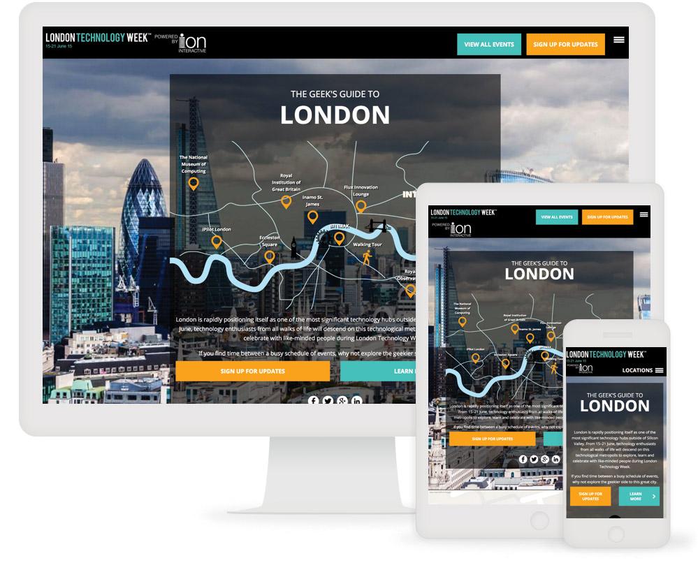 UBM Geeks Guide to London