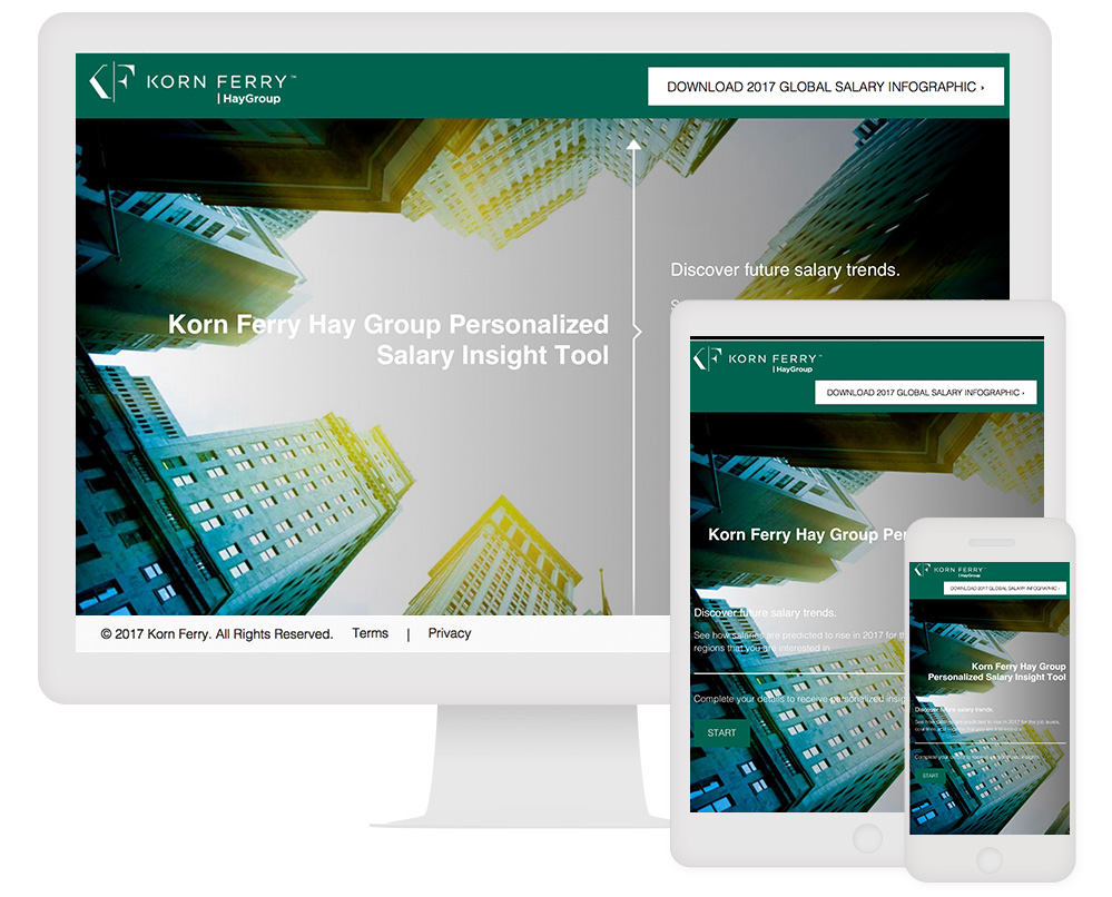 Korn Ferry and ion interactive Case Study
