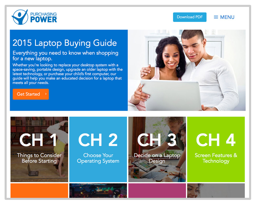 Purchasing Power - 2015 Laptop Buying Guide