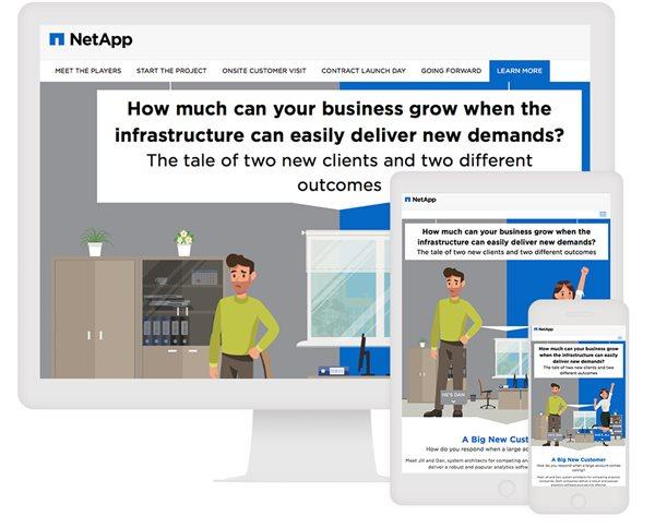 NetApp Infographic