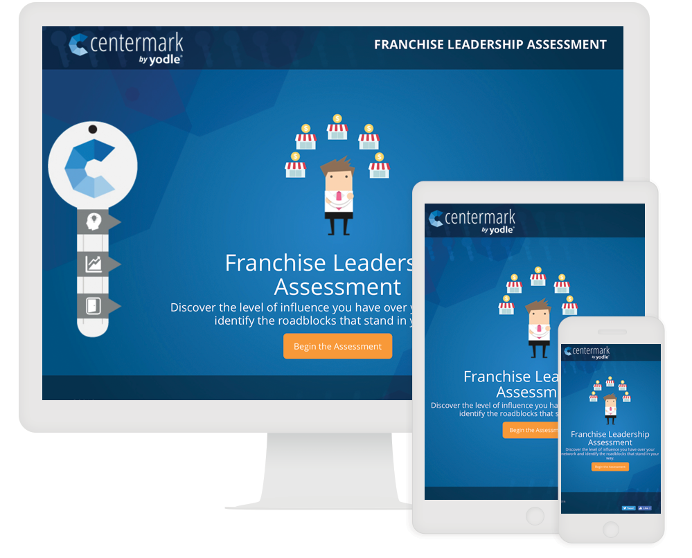 Centermark and ion interactive Case Study
