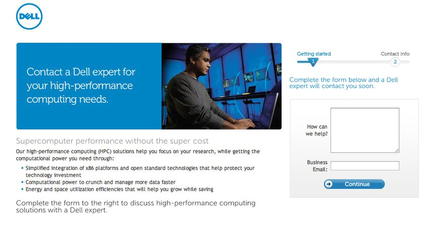 Dell Interactive Content Case Study