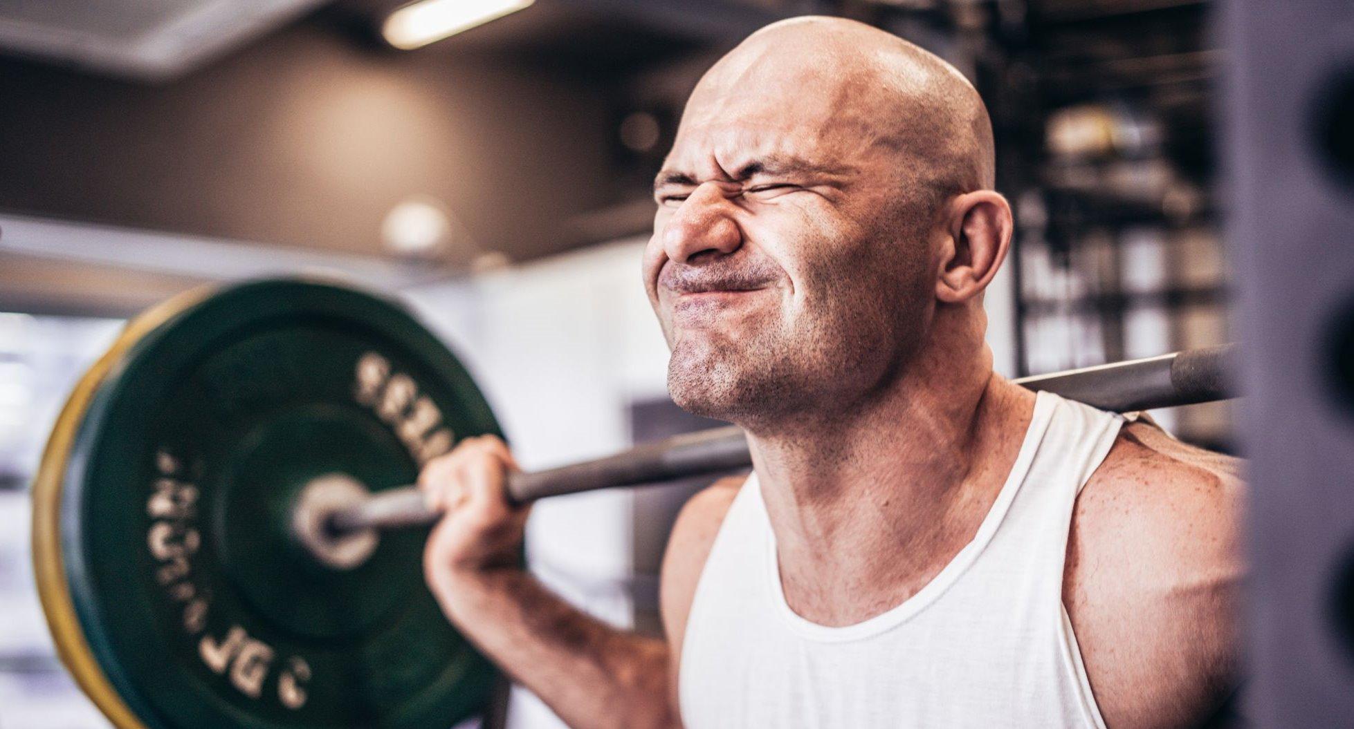 greatest sport supplement - strength training