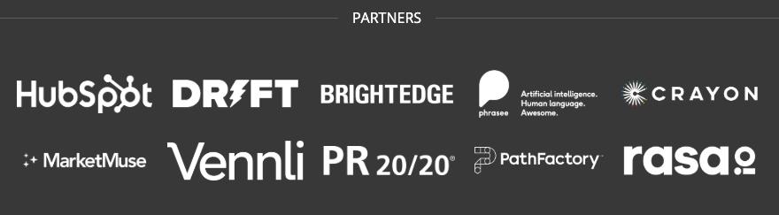 Marketing AI Institute Partners