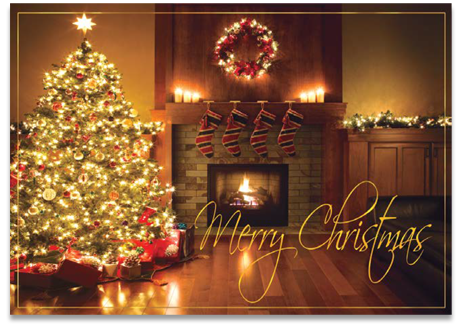 To all a goodnight - Holiday card